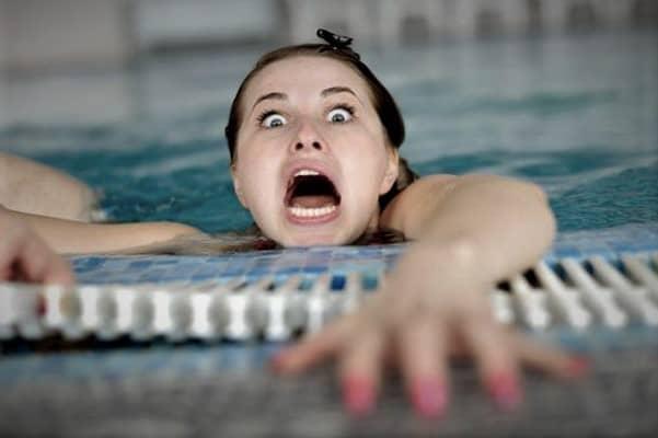 Acuafobia: Fobia al agua