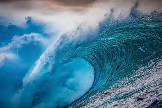 Cimofobia miedo a las olas