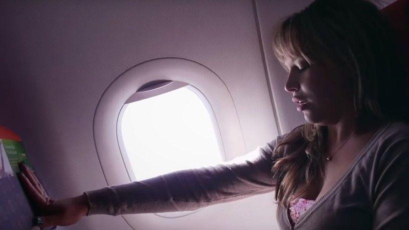 Claustrofobia avión
