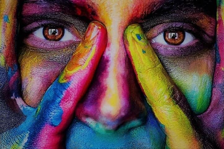 Cromatofobia: fobia a los colores