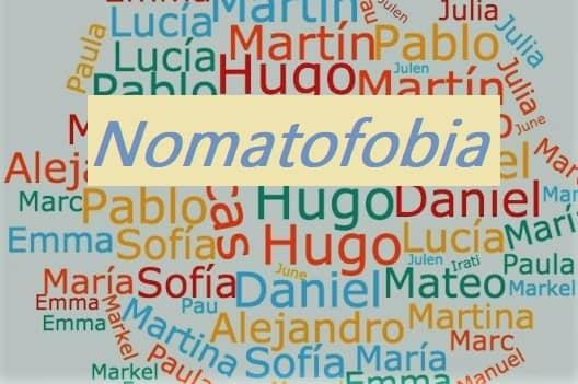 Nomatofobia ▷ Fobia a los Nombres