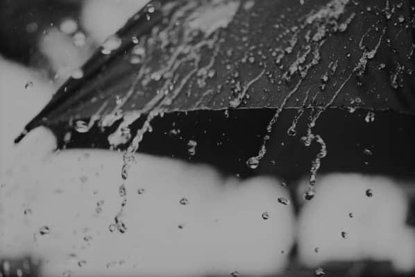 Ombrofobia ▷ Fobia a la lluvia
