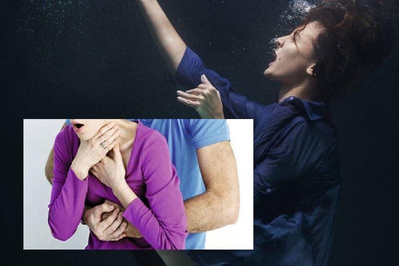 Pnigofobia: Miedo a Ahogarse o Atragantarse